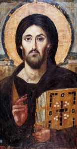 Pantocrator Jesus Icon