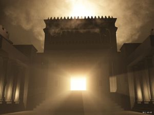 Glory in the Temple
