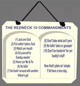 REDNECK_10_COMMANDMENTS