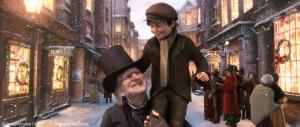 Scrooge + Tiny Tim
