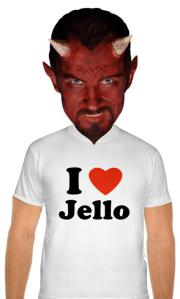 JELL-O Loving Antichrist